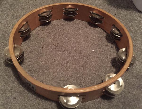 The Wood Tambourine